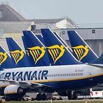 Ryanair quer recrutar mais de 2.000 pilotos