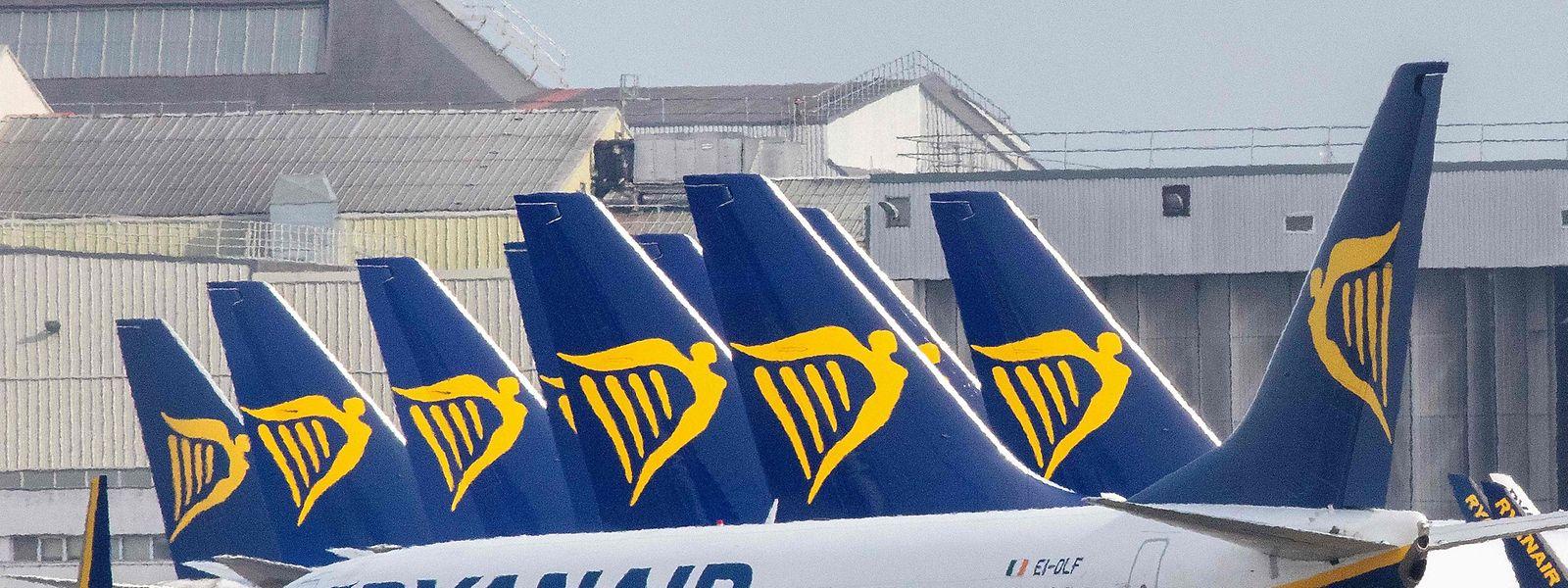 La compagnie compte transporter 60% de voyageurs en moins durant l'exercice 2020-2021.