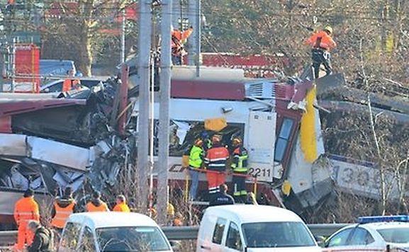 Der Zusammenstoß ereignete sich in der Nähe von Bettemburg in Richtung Zoufftgen.