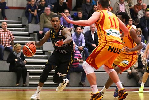 Basketball - In der Total League: Evans lässt Zolver aufatmen