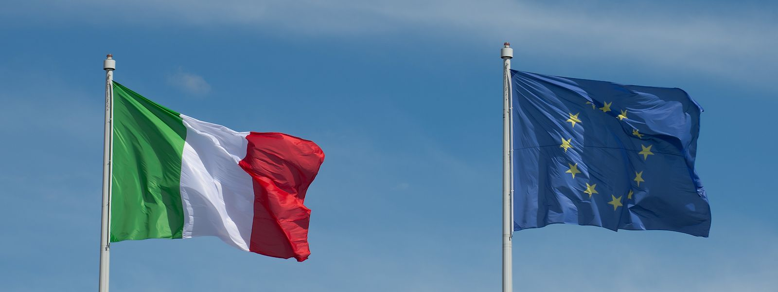 Mit dem Rest der EU könnte Italien demnächst mächtig Ärger bekommen.