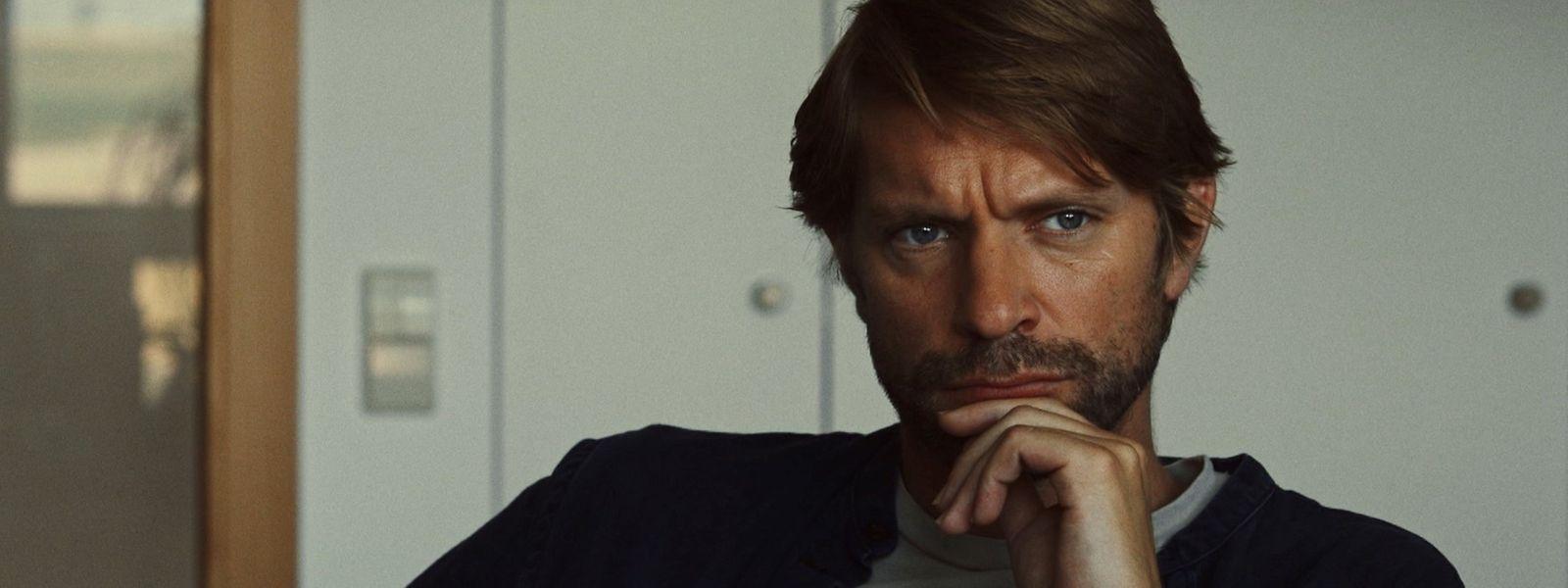 """Die zweite Staffel geht in den Dreh: Luc Schiltz wird in seiner Rolle als """"Capitani"""" in das Bahnhofsmilieu der Hauptstadt eintauchen."""