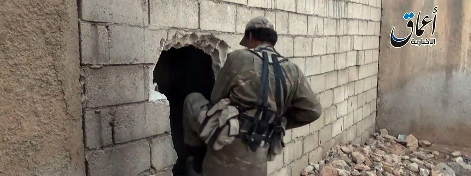 Luxemburg ist derzeit nicht mit einer akuten Terror Gefahr durch die  IS-Miliz konfrontiert.