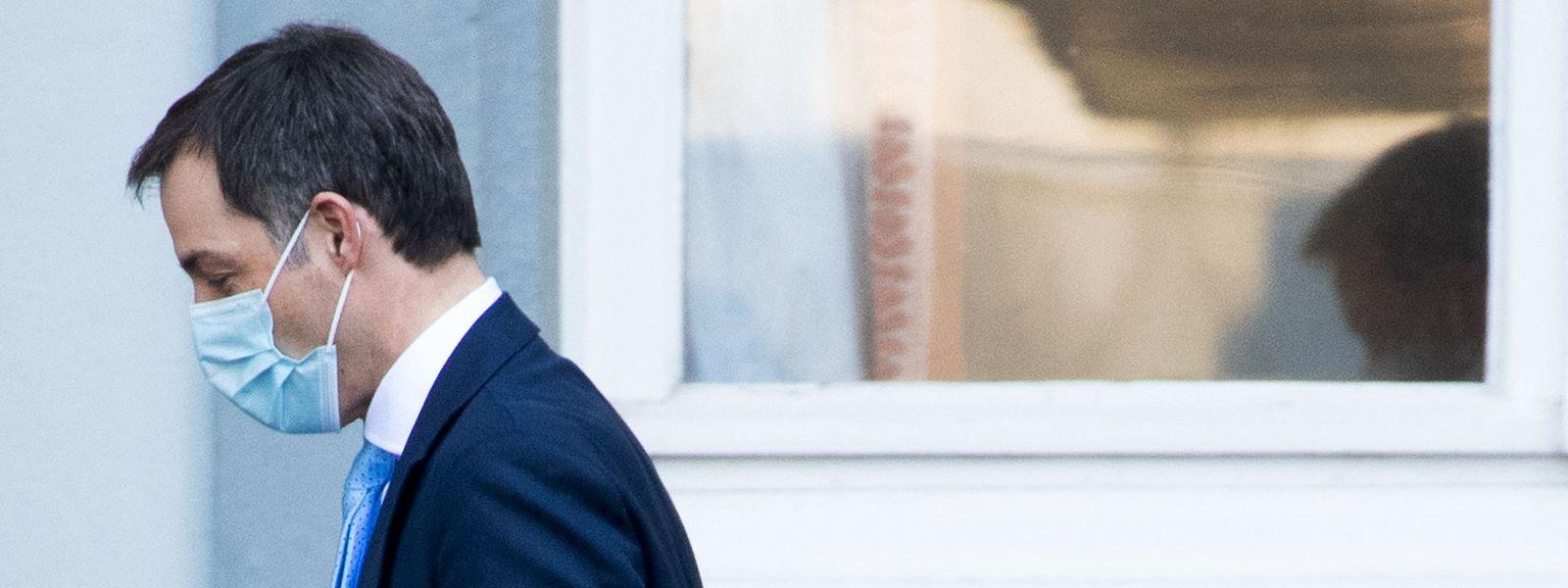 Ce vendredi, le Premier ministre Alexander De Croo pourrait décider du report des premières mesures de déconfinement.