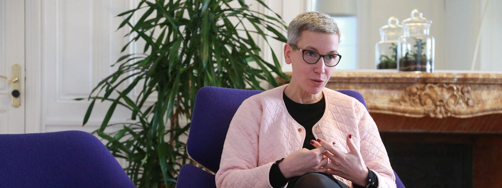 Kultur hat ein breites Spektrum, doch nicht jeder hat in Luxemburg Zugang zu ihr. Die neue Ministerin Sam Tanson will die Kultur vor allem in den Schulen fördern – dort soll sie ein neues Paradigma werden.