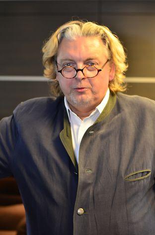 Eric Demonty fait partie de l'entreprise depuis près de 20 ans