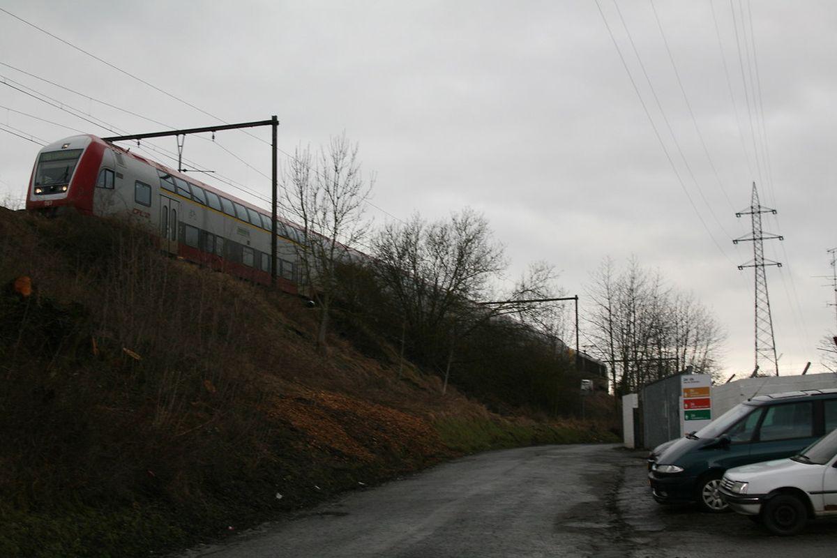 Le quartier « Hollerich Village» jouxtera la voie de chemin de fer