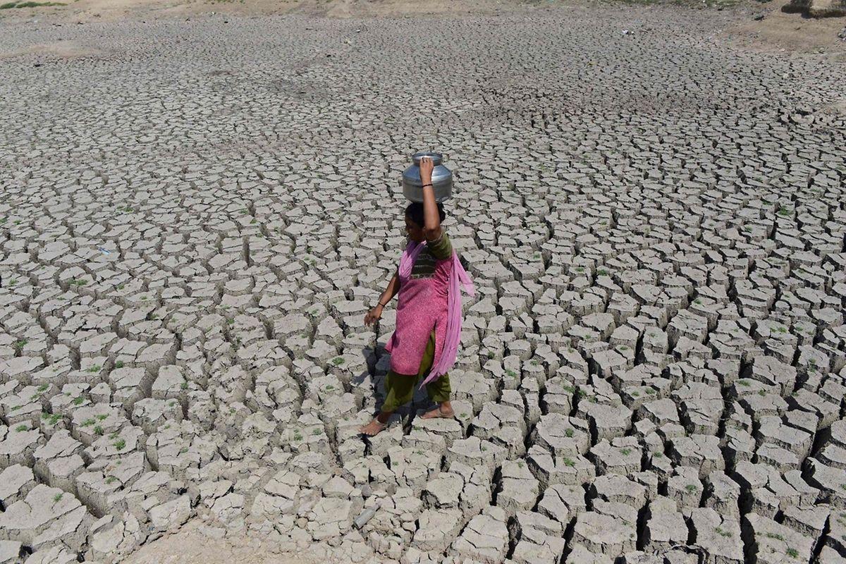 Wenn das Ziel zur Reduzierung der Erderwärmung auf maximum 1,5 Grad verfehlt wird, drohen noch mehr Trockenheit und weitere Umweltkatastrophen.