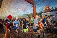 ING Night Marathon  2019 / Kirchberg / Depart / Photo: Laurent Blum01/06/2019 / 19:01:38© Laurent Blum