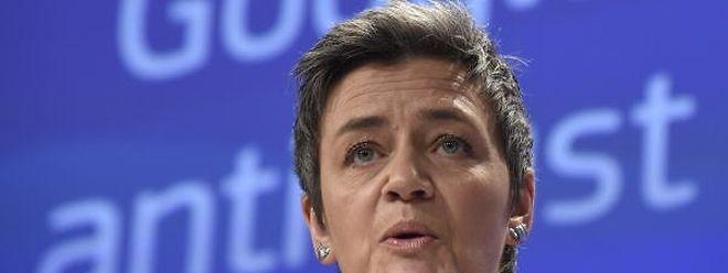 Kommissarin Vestager geht gegen unfaire Steuervorteile vor.