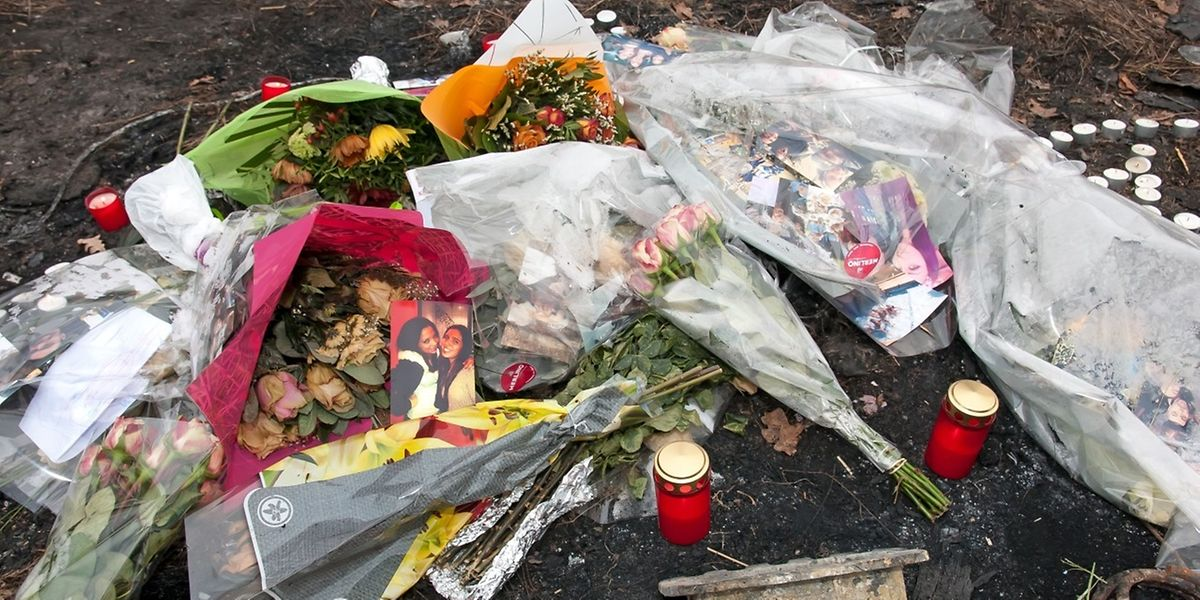 Ana Lopes wurde am Mittwoch beigesetzt.