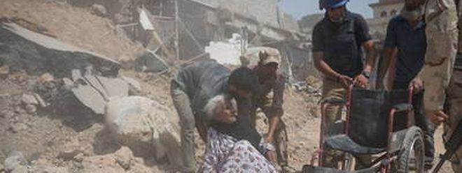 Doppelanttentat in Bagdad: Die Zahl der Tote könnte noch ansteigen.