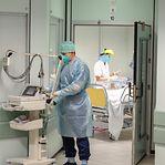 Bélgica quase no limite de capacidade dos cuidados intensivos