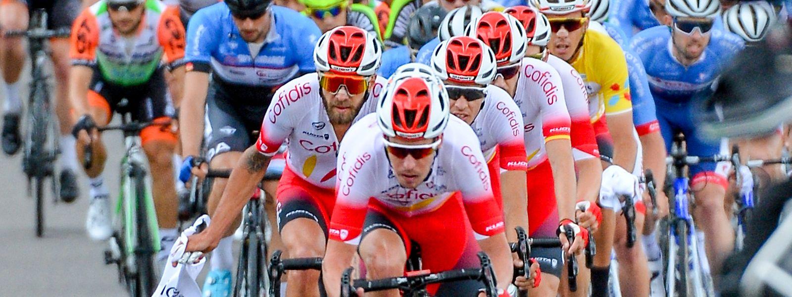 Un peloton de 144 coureurs est attendu au départ de la Coque, ce mardi sur le coup de 11 heures.