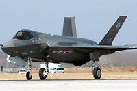 Le chasseur-bombardier F-35 de l'Américain Lockheed Martin assurera dès la prochaine décennie la défense du ciel du Benelux.