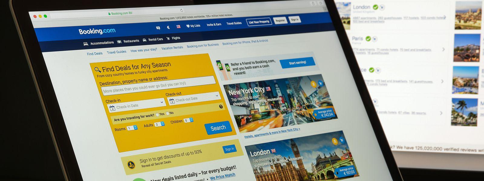 Auch in der Feedback-Spalte von online-Buchungsplattformen hat die Meinungsfreiheit Grenzen.