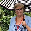 Viviane Loschetter in Tokio im Rahmen einer parlamentarischen Mission mit dem NATO-Parlament imvergangenen Juni.