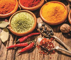 Oriental Cuisine with Anju RAIZADA