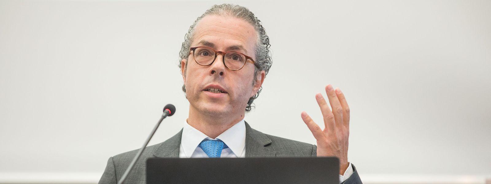 Rejko Krüger coordonne l'étude CON-VINCE.
