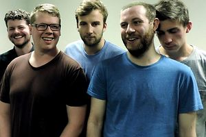 We Were Promised Jetpacks play at Luxembourg's Rock-A-Field on July 4