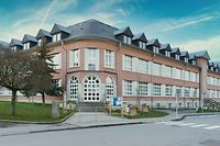 Albert Wingert Schule wird mit ALHO Modul vergrössert / Foto: Dino RUFFATO