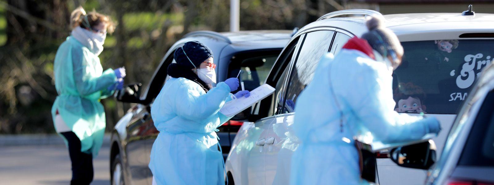 Bisher wurden im Großherzogtum 23.687 Tests durchgeführt.
