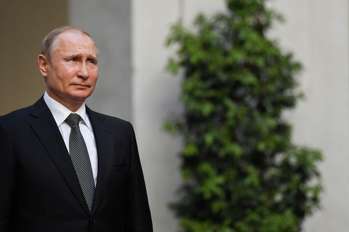Seit der Annexion der Krim im März 2014 gelten die Beziehungen zwischen Russland und dem Westen als belastet.