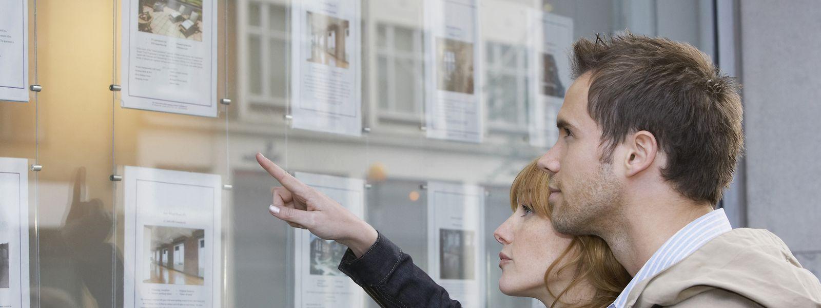Haus oder Wohnung? Das Durchschnittsalter beim ersten Immobilienkauf liegt bei 31 Jahren.