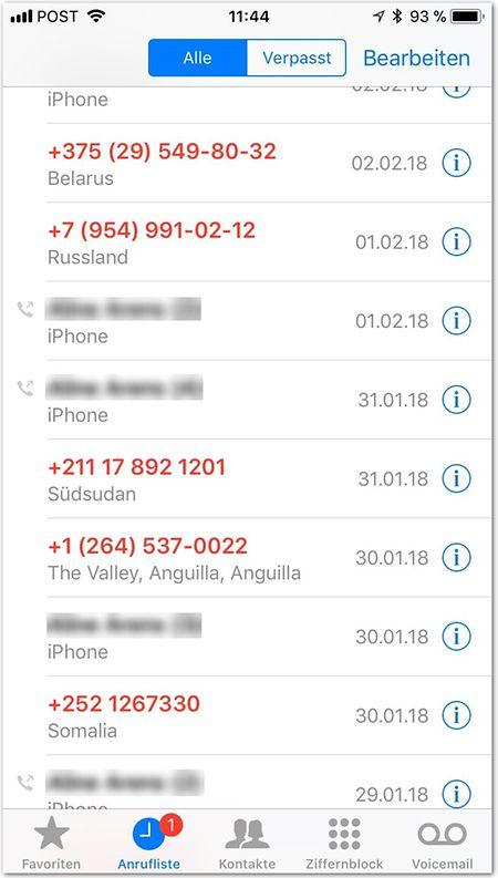 Wie Klingelstreich, nur teurer: Viele Mobilfunkkunden sind zunehmend genervt von betrügerischen Anrufen.