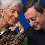 Christine Lagarde assume hoje presidência do BCE