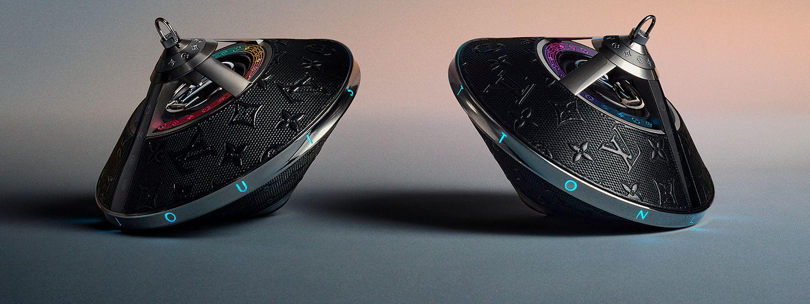 Ein Technik-Gadget von Louis Vuitton: Was genau dahinter steckt, erfahren Sie weiter unten ...