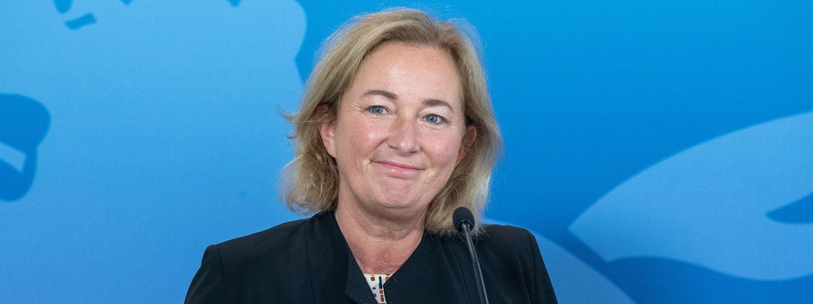 Avec le soutien de près de neuf électeurs sur dix, Paulette Lenert confirme sa place de premier plan sur l'échiquier politique.