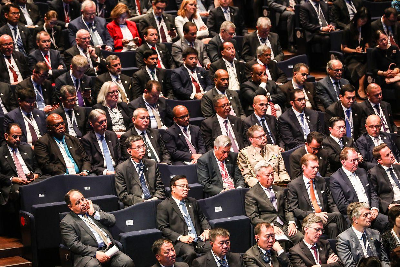 Plus de 1.200 participants sont attendus aux différentes réunions prévues sur la fin de semaine.