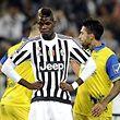 Paul Pogba und Juventus starteten mit nur einem Punkt aus drei Spielen in die neue Saison.