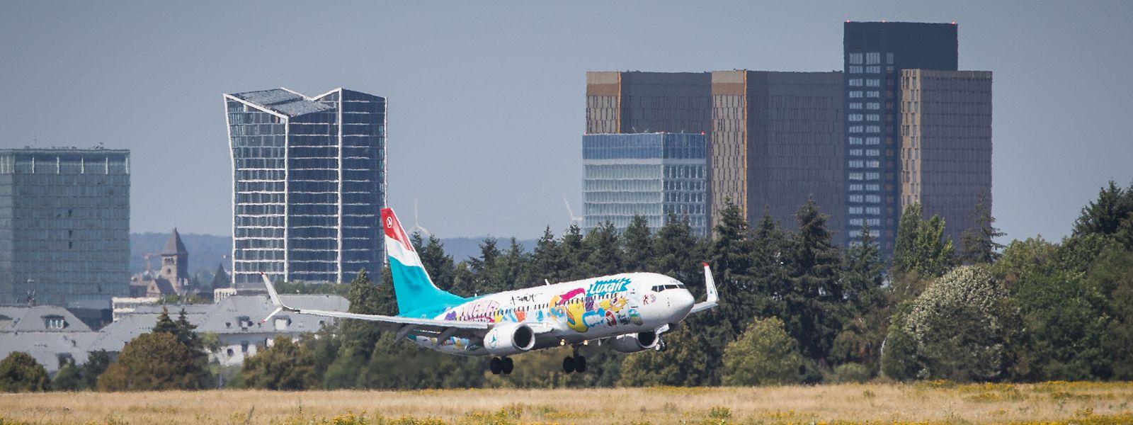 Parmi les initiatives prises par Luxair figure le relooking de deux de ses avions par Sumo. Une initiative promotionnelle notamment remarquée par Le Figaro.