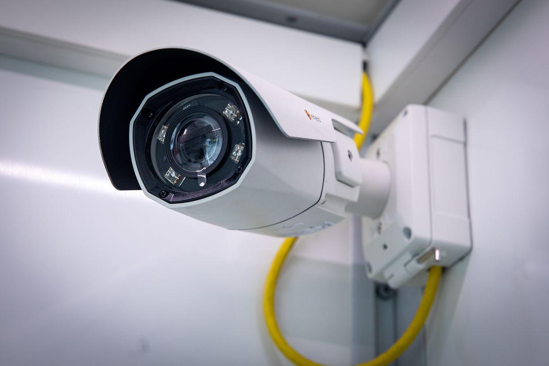 Eine Kamera gehört zu einem guten Alarmsystem dazu.