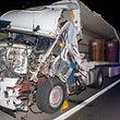 Accident Camion - Autoroute A6 - Photo : Pierre Matgé