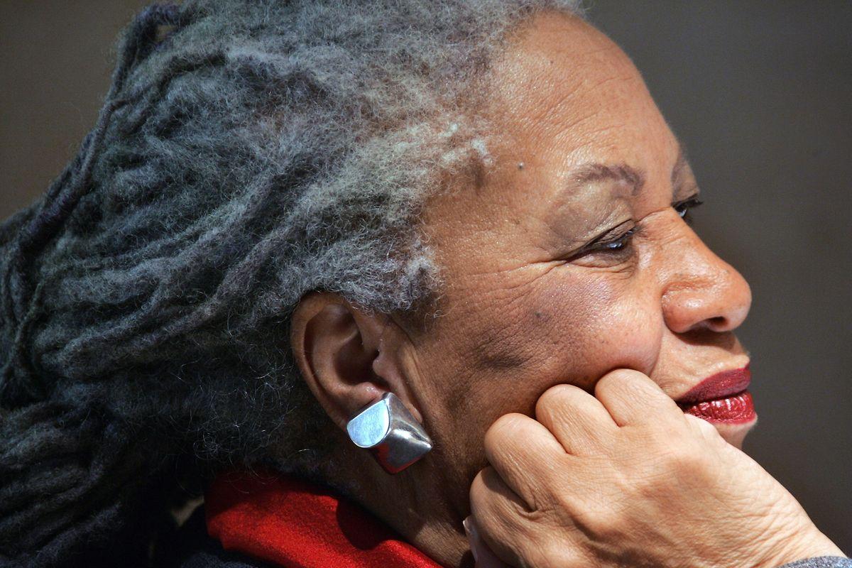 L'écrivaine américaine Toni Morrison