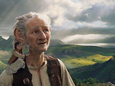 Steven Spielberg: The BFG
