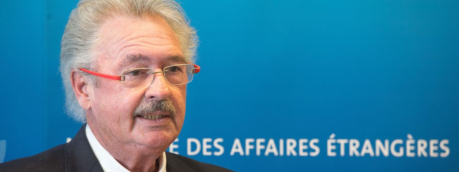 Jean Asselborn, ministre des Affaires étrangères explique que le « phénomène qui grandit est que nous avons toujours plus de personnes qui avaient déjà le statut de la protection internationale dans un autre pays».