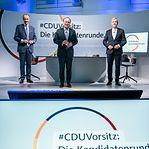 CDU elege hoje substituto de Merkel na liderança CDU. Será um homem, é a unica certeza