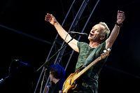 Ein Superstar in Belval: Sting.