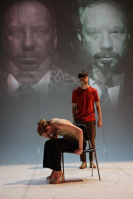 «Hamlet» en mars 2021 au Théâtre des Capucins.