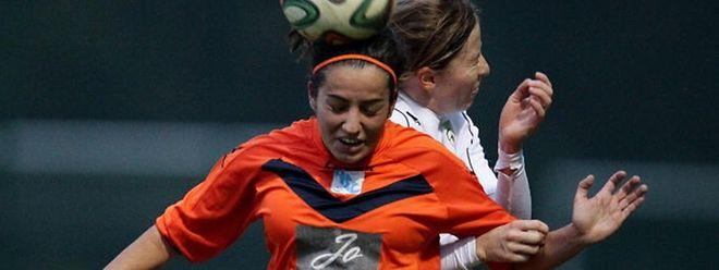 Après de nombreuses saisons à Colmar-Berg, Melania Morgado a décidé de rejoindre l'Entente Itzig-Canach-CeBra.