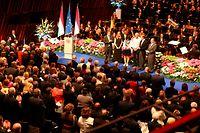 """Le 23 juin dernier encore, pour organiser la réception de la Fête nationale à la Philharmonie, le gouvernement a eu recours au """"fichier central"""" de la police. Question de sécurité."""