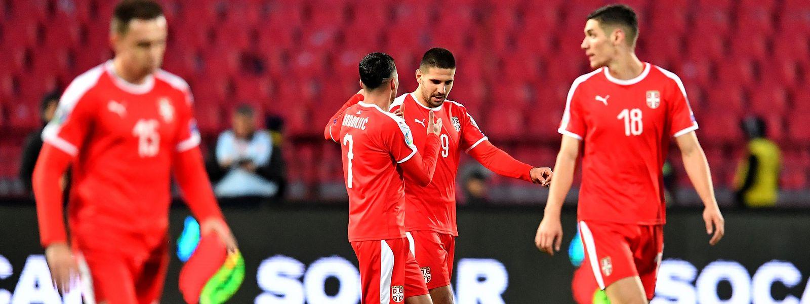 La Serbie d'Aleksandar Mitrovic se déplacera en Norvège pour tenter de décrocher une place en finale de la voie C.