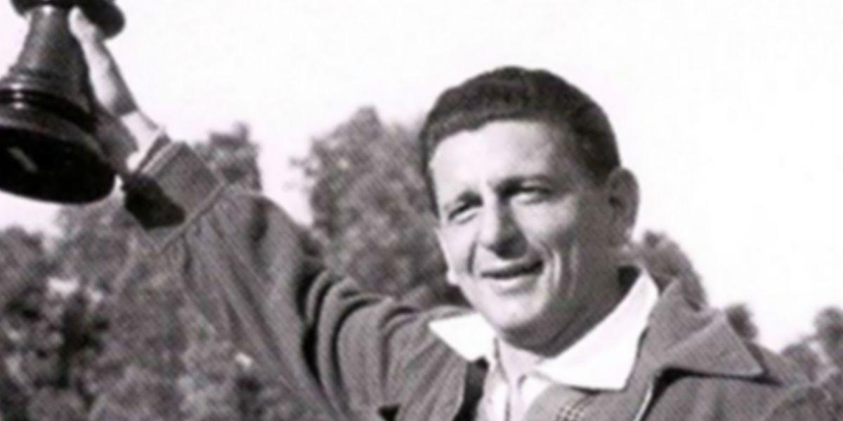 Dorival Yustrich treinou o FC Porto na década de 50 com assinalável sucesso.