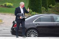 IPO,corona Tripartite Senningen. Dan Kersch.Foto: Gerry Huberty/Luxemburger Wort