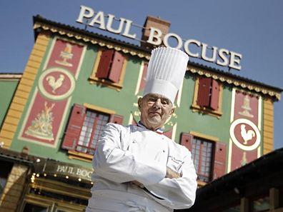 Paul Bocuse, monument de la gastronomie française et mondiale.