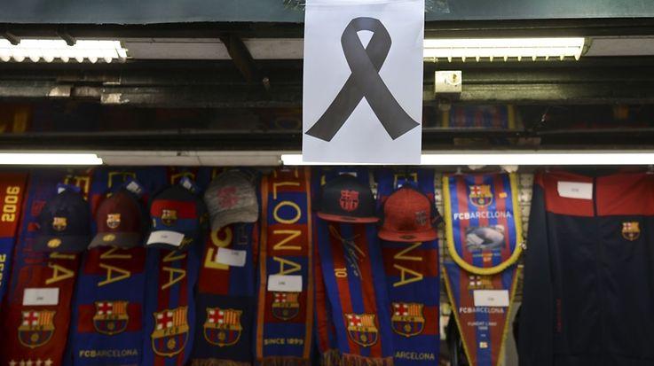 Les supporters barcelonais tenteront d'oublier l'espace d'un match la terrible fin de semaine vécue par la Catalogne.